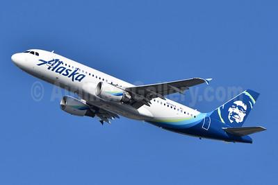 Alaska Airlines Airbus A320-214 N838VA (msn 4559) JFK (Fred Freketic). Image: 944361.