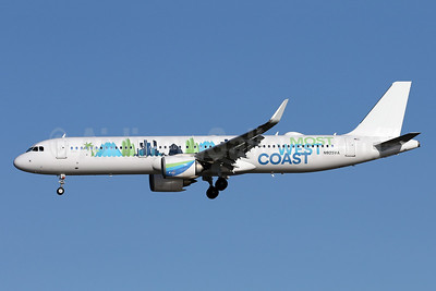 """Most West Coast"" special livery"