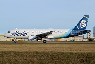 Alaska Airlines Airbus A320-214 N626VA (msn 2830) PAE (Nick Dean). Image: 948142.