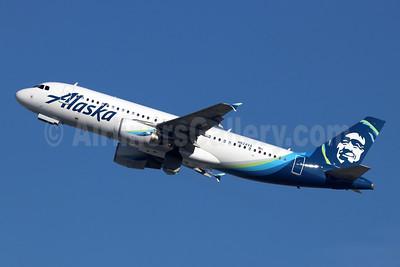 Alaska Airlines Airbus A320-214 N624VA (msn 2778) LAX (Michael B. Ing). Image: 945046.