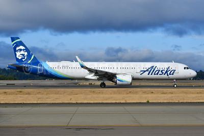 Alaska Airlines Airbus A321-253N WL N923VA (msn 7861) SEA (Ken Petersen). Image: 955421.