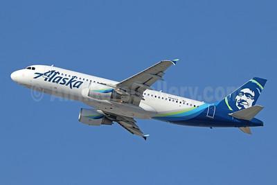 Alaska Airlines Airbus A320-214 N846VA (msn 4894) LAX (Michael B. Ing). Image: 943940.