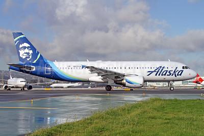 First Alaska Airbus A320