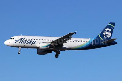 Alaska Airlines Airbus A320-214 N631VA (msn 3135) LAX (Michael B. Ing). Image: 945047.
