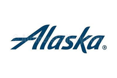 1. Alaska Airlines logo
