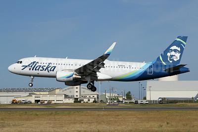 Alaska Airlines Airbus A320-214 WL N281VA (msn 6669) PAE (Nick Dean). Image: 947236.