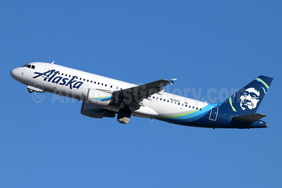 Alaska Airlines Airbus A320-214 N836VA (msn 4480) LAX (Michael B. Ing). Image: 945050.