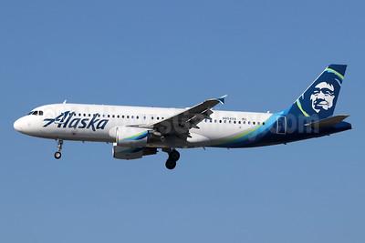 Alaska Airlines Airbus A320-214 N854VA (msn 5058) LAX (Michael B. Ing). Image: 944030.