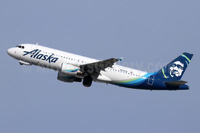 Alaska Airlines Airbus A320-214 N634VA (msn 3359) LAX (Michael B. Ing). Image: 945048.