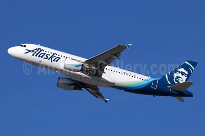 Alaska Airlines Airbus A320-214 N622VA (msn 2674) LAX (Michael B. Ing). Image: 945044.