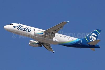Alaska Airlines Airbus A320-214 N847VA (msn 4948) LAX (Michael B. Ing). Image: 943867.