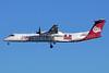 Alaska Horizon (Horizon Air) Bombardier DHC-8-402 (Q400) N402QX (msn 4032) (University of Montana-UM Griz) SEA (Michael B. Ing). Image: 936948.