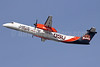 Alaska Horizon (Horizon Air) Bombardier DHC-8-402 (Q400) N440QX (msn 4347) (Oregon State University-OSU Beavers) LAX (Michael B. Ing). Image: 912409.