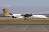 Alaska Horizon (Horizon Air) Bombardier DHC-8-402 (Q400) N400QX (msn 4030) (Idaho Vandals) SEA (Michael B. Ing). Image: 908805.