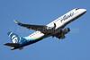 Alaska Horizon (Horizon Air) Embraer ERJ 170-200LR (ERJ 175) N624QX (msn 17000657) SEA (Joe G. Walker). Image: 940651.