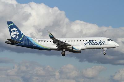 Alaska Horizon (Horizon Air) Embraer ERJ 170-200LR (ERJ 175) N628QX (msn 17000719) PAE (Nick Dean). Image: 945981.