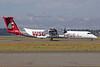 Alaska Horizon (Horizon Air) Bombardier DHC-8-402 (Q400) N401QX (msn 4031) (WSU Cougars - Washington State University) SEA (Michael B. Ing). Image: 908806.
