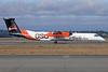 Alaska Horizon (Horizon Air) Bombardier DHC-8-402 (Q400) N440QX (msn 4347) (Oregon State University-OSU Beavers) SEA (Michael B. Ing). Image: 920125.