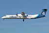 Alaska Horizon (Horizon Air) Bombardier DHC-8-402 (Q400) N438QX (msn 4243) LAX (Michael B. Ing). Image: 940773.