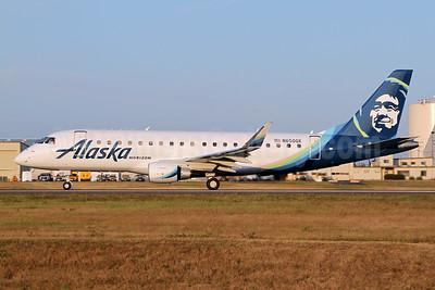Alaska Horizon (Horizon Air) Embraer ERJ 170-200LR (ERJ 175) N650QX (msn 17000809) PAE (Nick Dean). Image: 947285.