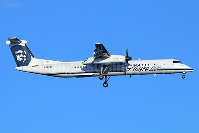 Alaska Horizon (Horizon Air) Bombardier DHC-8-402 (Q400) N427QX (msn 4156) SEA (Michael B. Ing). Image: 940656.