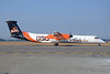 Alaska Horizon (Horizon Air) Bombardier DHC-8-402 (Q400) N440QX (msn 4347) (Oregon State University-OSU Beavers) SEA (Bruce Drum). Image: 102536.