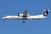 Alaska Horizon (Horizon Air) Bombardier DHC-8-402 (Q400) N438QX (msn 4243) LAX (Michael B. Ing). Image: 940659.