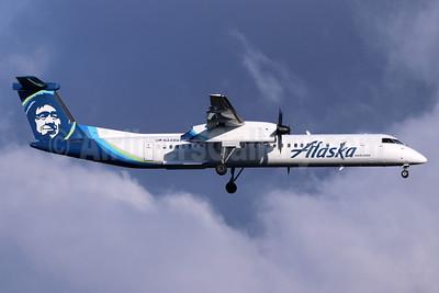 Alaska Horizon (Horizon Air) Bombardier DHC-8-402 (Q400) N448QX (msn 4409) SEA (Michael B. Ing). Image: 946450.