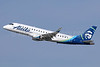 Alaska SkyWest (SkyWest Airlines) Embraer ERJ 170-200LR (ERJ 175) N192SY (msn 17000638) LAX (Michael B. Ing). Image: 940631.