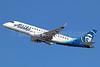 Alaska SkyWest (SkyWest Airlines) Embraer ERJ 170-200LR (ERJ 175) N170SY (msn 17000483) LAX (Michael B. Ing). Image: 940626.