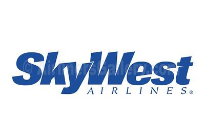 1. Alaska SkyWest - SkyWest Airlines logo