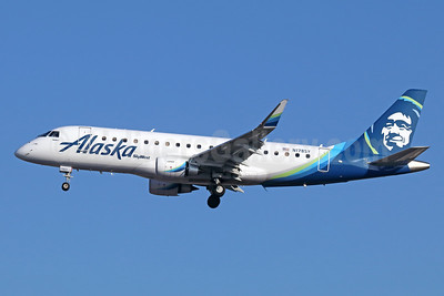 Airline Color Scheme - Introduced 2016 (Alaska Airlines)