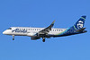 Alaska SkyWest (SkyWest Airlines) Embraer ERJ 170-200LR (ERJ 175) N170SY (msn 17000483) LAX (Michael B. Ing). Image: 940627.