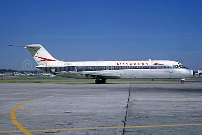 Allegheny Airlines (1st) McDonnell Douglas DC-9-31 N993VJ (msn 47332) STL (Jacques Guillem Collection). Image: 922974.