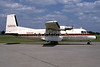 Allegheny Commuter-Ransome Airlines Nord 262A-12 N26201 (msn 9) PNE (Bruce Drum). Image: 103317.