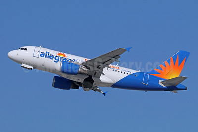 Allegiant Air Airbus A319-111 N330NV (msn 2786)  (Travel is our deal) LAX (Michael B. Ing). Image: 940551.