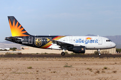 """""""Official Domestic Airline of the Vegas Golden Knights"""""""