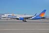 Allegiant Air Boeing 757-204 WL N904NV (msn 26967) (Travel is our deal) LAS (Eddie Maloney). Image: 921876.