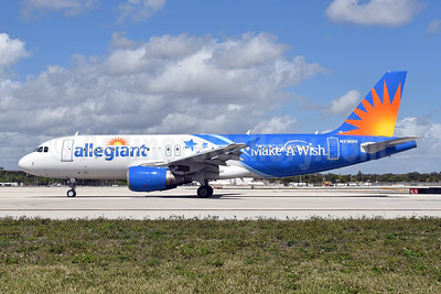 """Updated 2018 """"Make-A-Wish"""" special livery"""