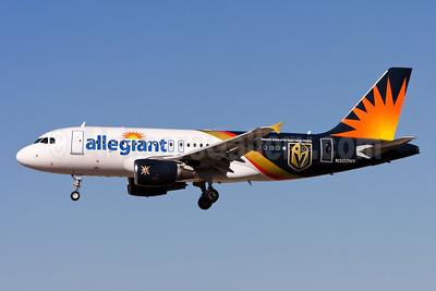Allegiant Air Airbus A319-112 N302NV (msn 2387)  (Vegas Golden Knights) LAS (Gunter Mayer). Image: 953311.
