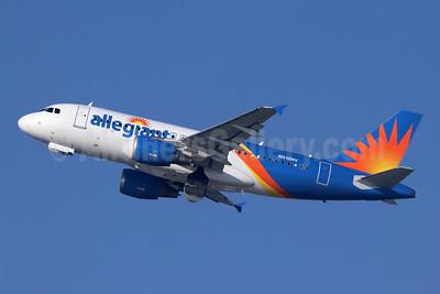 Allegiant Air Airbus A319-111 N312NV (msn 2289) LAX (Michael B. Ing). Image: 945204.