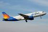 Allegiant Air Airbus A320-214 N222NV (msn 1530) JQF (Jay Selman). Image: 403423.