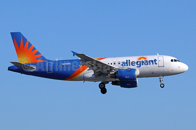 Allegiant Air Airbus A319-111 N312NV (msn 2289) LAX (Michael B. Ing). Image: 942449.