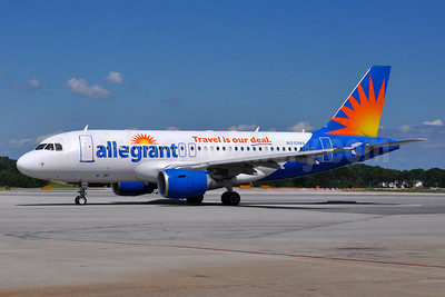 Allegiant Air Airbus A319-112 N310NV (msn 2224) BWI (Tony Storck). Image: 935038).
