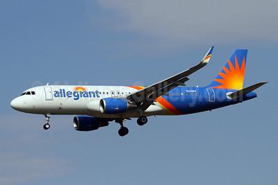 Allegiant Air Airbus A320-214 WL N248NV (msn 7781) BWI (Brian McDonough). Image: 941699.