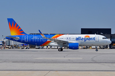 Allegiant Air Airbus A320-214 WL N250NV (msn 7743) BWI (Tony Storck). Image: 939055.