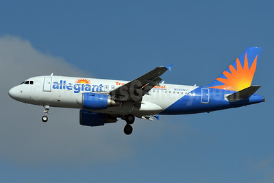 Allegiant Air Airbus A319-112 N324NV (msn 2709)  (Travel is our deal) LAX (Fred Freketic). Image: N936744.