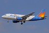 Allegiant Air Airbus A319-112 N302NV (msn 2387)  (Travel is our deal) LAX (Michael B. Ing). Image: 920986.