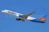 Allegiant Air Boeing 757-204 WL N902NV (msn 26964) LAX (Michael B. Ing). Image: 929711.