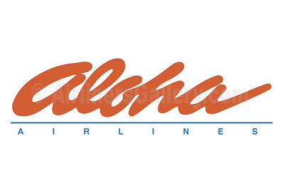 1. Aloha Airlines logo